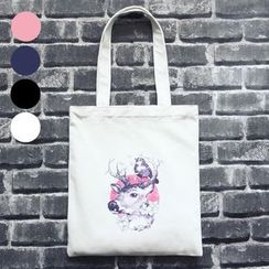 Aoba - Print Lightweight Shoulder Bag