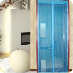 Eggshell Houseware - Sheer Door Curtain