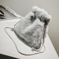 Youshine - Furry Bucket Bag