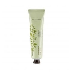 The Face Shop - Daily Perfume Hand Cream (#05 Green Tea) 30ml