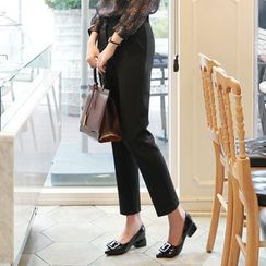 CLICK - Slim-Fit Dress Pants