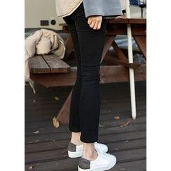 ssongbyssong - Plain Skinny Pants