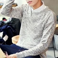 Really Point - Melange Sweater