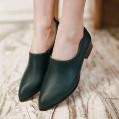 Kireina - 仿皮樂福鞋