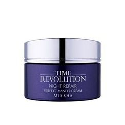Missha - Time Revolution Night Repair Perfect Master Cream 50ml