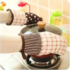 Eggshell Houseware - 印花隔熱手套