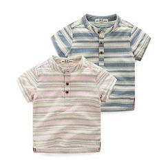 WellKids - Kids Striped Shirt