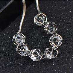 HEDGY - Rhinestone Necklace
