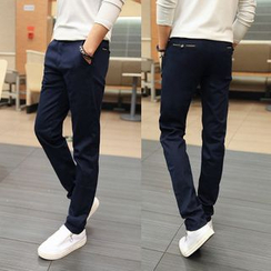 Alvicio - Straight Fit Pants