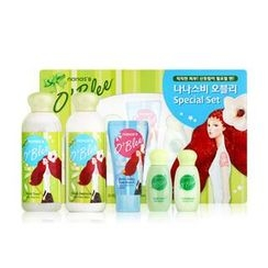 Nanas'B - O'Blee Fresh Set: Toner 180ml + Emulsion 180ml