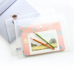 Cute Essentials - Clear Document Sleeve