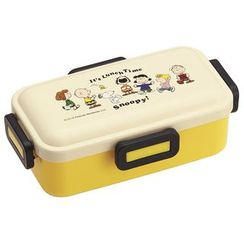 Skater - Snoopy Soft Lunch Box (Lunch Time)