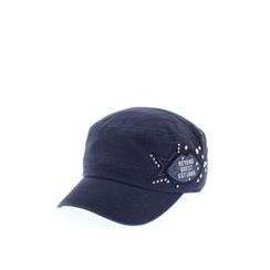 Ohkkage - Stud-Trim Military Cap