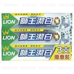 LION - Lion Fresh And White Toothpaste (Extra Cool Mint)