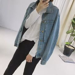 Rollis - Washed Denim Jacket