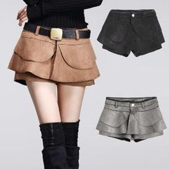 Amella - Layered Shorts