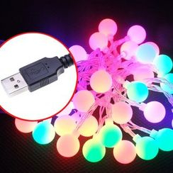 Make a Wish - USB LED Hanging Ornaments