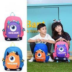 Full House - Kids Printed Backpack