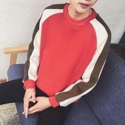 JVI - Color Block Sweatshirt