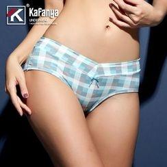 Kafanya - 格子内裤