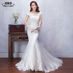 MSSBridal - Mermaid Wedding Dress