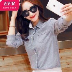 Eferu - 细条纹衬衫