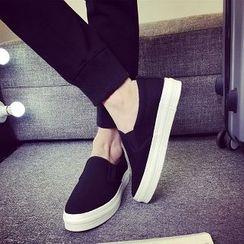 Solejoy - 厚底轻便鞋
