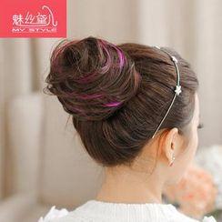 My Style Wigs - Hair Bun