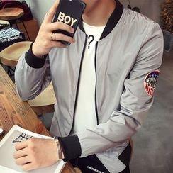 Y!SHIER - Appliqué Jacket