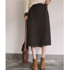 Oaksa - Knit Skirt