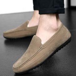 Araeo - Fleece-lined Loafers