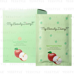 My Beauty Diary - Apple Polyphenol Mask (English Version)