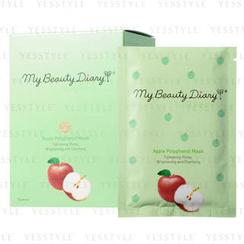 My Beauty Diary - Apple Polyphenol Mask (English Version)