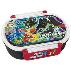 Skater - Pocket Monster XY&Z Oval Lunch Box