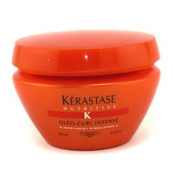 Kerastase - Nutritive Oleo-Curl Intense Hydra-Softening Curl Definition Masque (For Thick, Curly and Unruly Hair)