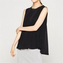 MAGJAY - Round-Neck Sleeveless Top