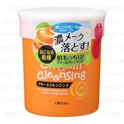 Utena - Ohple Cream Cleansing (Orange Peel)