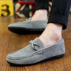 Solejoy - Thread Accent Loafers