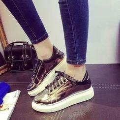 Wello - 厚底休閒鞋