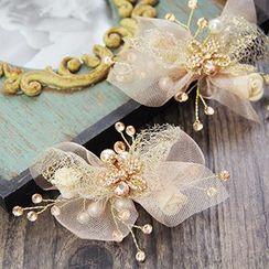 constello - Bridal Rhinestone Hair Clip