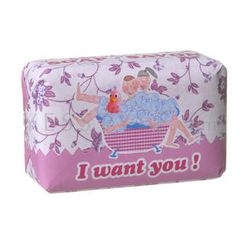 De LaurIer - I Want You! Soap