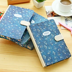MissYou - Printed Hardcover Notebook(S)