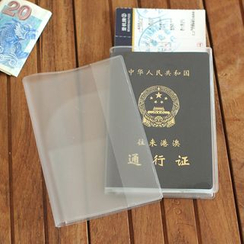 Lazy Corner - Passport Case