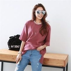 PIPPIN - Round-Neck Oversized T-Shirt