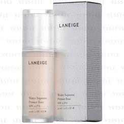Laneige - Water Supreme Primer Base SPF 15 PA+ (#20 Pink)