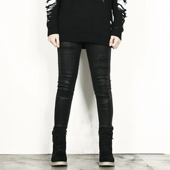 Rememberclick - Coating Skinny Jeans