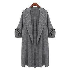 Quintess - Melange Coat