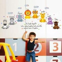 Citadin - 動物牆貼