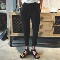 Soulcity - Chino Suspender Pants
