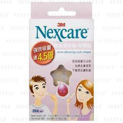 3M - Nexcare Acne Dressing (Cute Shape)